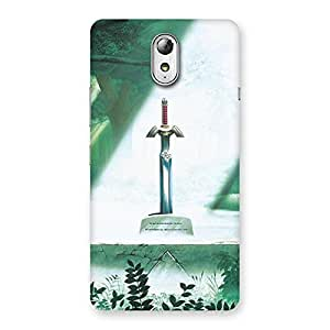 Ajay Enterprises powerfull sword Back Case Cover for Lenovo Vibe P1M