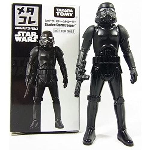 Takara TOMY Star Wars Shadow Stormtrooper Mini Metal Figure-