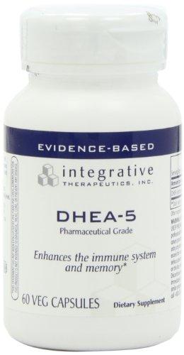 Integrative Therapeutics Dhea-5 Vcaps, 60 Count