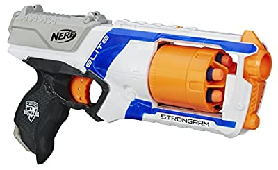 NERF 36033EU40 N-Strike Elite Strong Arm Blaster