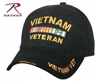 Military Caps Vietnam Veteran Logo Baseball Cap
