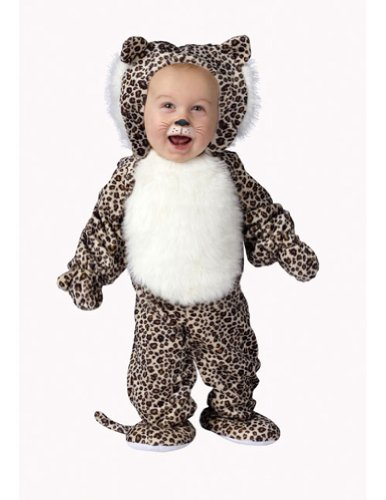 baby & toddler costumes - Lil Leopard Baby Costume Sm 6-12 Months