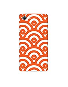 Micromax Unite 3 nkt03 (209) Mobile Case by Leader