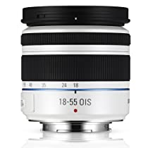 Samsung NX 18-55mm Zoom Lens (White)