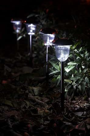 Basic Solar Path Light Set of 6 Landscape Path Lights