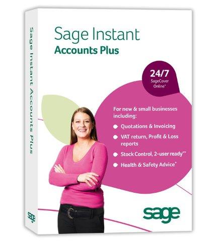 Sage Instant Accounts Plus v16