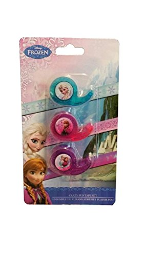 Disney Frozen Crazy Fun Tape Set - 1