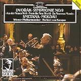 "Dvorak : Symphonie n° 9 ""Du Nouveau Monde"" - Smetana : La Moldau"