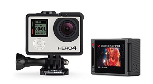 GoPro discount duty free GoPro HERO4 Silver/ Music Edition