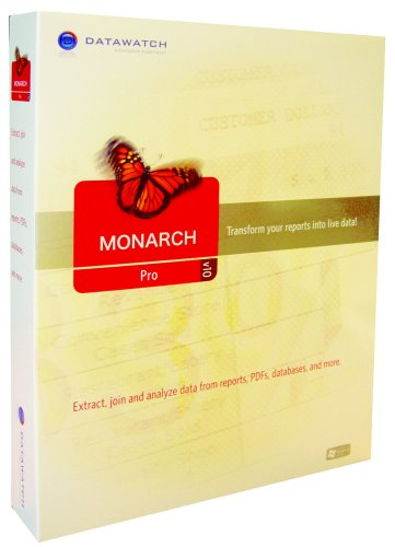 Monarch V10 Pro Network 4 User (PC DVD)