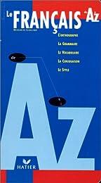 Le  français de A à Z