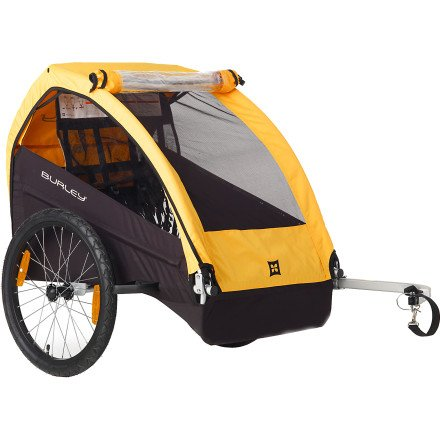 Check Out This Burley Bee Child Trailer