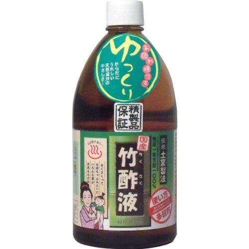 日本漢方 竹酢液風呂美人 1l