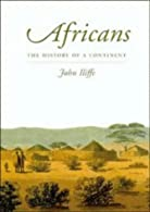 Africans by Iliffe