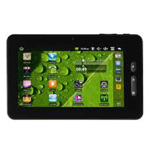 Agptek® 7 Inch Android 4.1 Jelly Bean Os Cortex A9 1.6Ghz Quad Core 1Gb Ddr3 Ram 1280*800 Ips Full Hd Capacitive Touch Screen G-Sensor Tablet Pc With Dual Camera (0.3Mp Front Camera, 2.0Mp Rear Camera) Google Play Pre-Installed, Built In 8Gb Storage, Exte front-438454