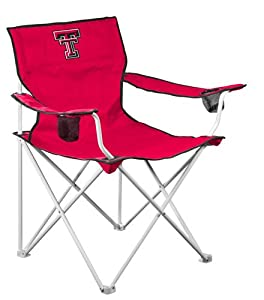 Buy NCAA Texas Tech Red Raiders Deluxe Folding Chair by Logo