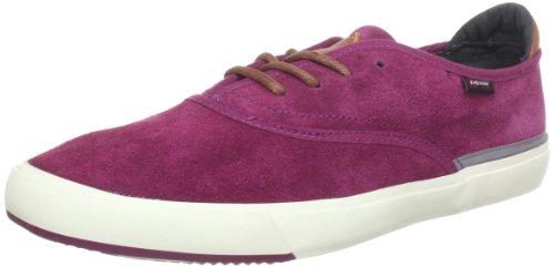Eastpak SACRAMENTO KV010022L - Zapatillas de deporte de cuero para hombre, color rojo, talla 41