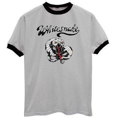 Vintage Whitesnake - Buy Vintage Whitesnake - Purchase Vintage Whitesnake (Direct Source, Direct Source Shirts, Direct Source Womens Shirts, Apparel, Departments, Women, Shirts, T-Shirts)