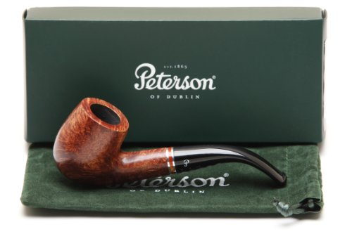 Peterson Dalkey 69 Smooth Tobacco Pipe Fishtail
