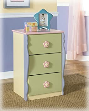Childrens Pastel Loft Drawer Chest