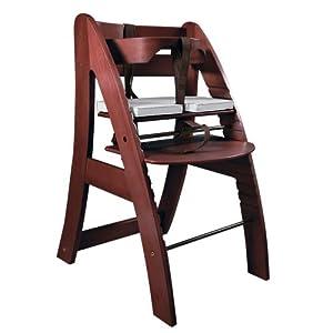 Euro II Versatile Highchair/Chair ESPRESSO