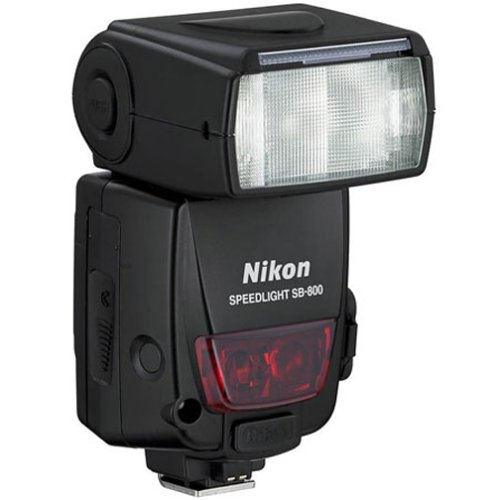 Nikon SB-800 AF Speedlight for Nikon Digital SLR Cameras - Old VersionB00015P63A