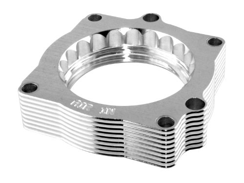 Afe 46-32007 Silver Bullet Throttle Body Spacer For Dodge Challenger V8-5.7/6.1/6.4L