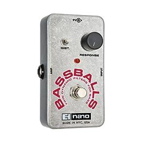 Electro-Harmonix BassBalls (Nano) Envelope/Distortion Pedal