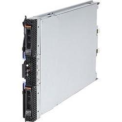 Lenovo BladeCenter HS23 7875B6U Blade Server - 1 x Intel Xeon E5-2640 v2 Octa-co