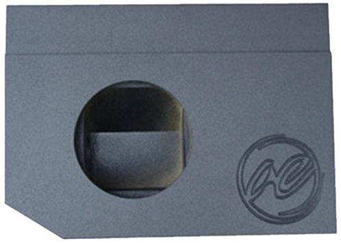 Audio Enhancers Dq30X10 Dodge Ram Subwoofer Box, X-Kote Finish