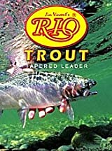 Rio 9 foot 7x Trout Leader 2.4 lb