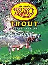 Rio 9 foot 7x Trout Leader 2.4 lb