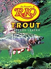 Winston Rio 9 foot 7x Trout Leader 2.4 lb