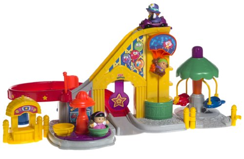 Fisher-Price Little People Surprise Sounds Fun Park