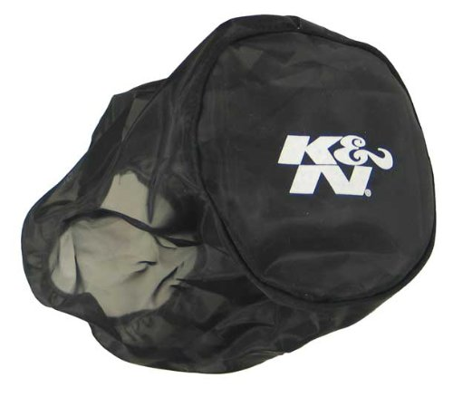 K&N RX-4730DK Black Air Filter Wrap