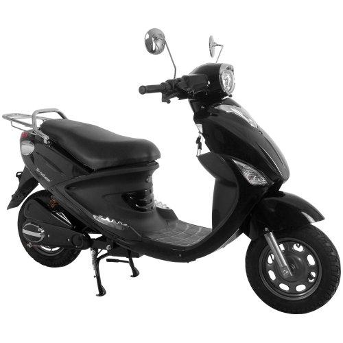 電動バイク ecolu MK ブラック モニターモデル MK-BK-M