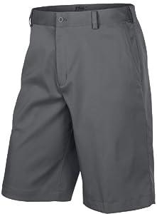 Nike Golf Men's Flat Front Short - 34 - Dark Grey