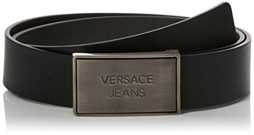 Versace Jeans, Cintura Uomo, Multicolore, 85 (Taglia Produttore:85)