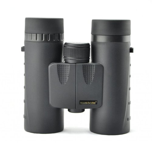 Visionking 8X32 Bak4 Black Roof Compact Binoculars Scope Telescope New For Hunting Birding