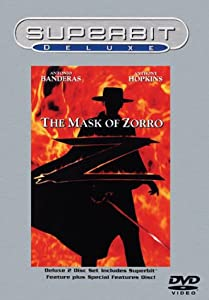 The Mask of Zorro (Superbit Deluxe Collection)