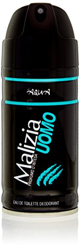 Malizia Deo Spray Uomo Aqua Ml.150