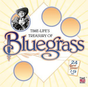Time Life's Treasury Of Bluegrass