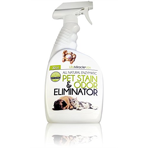 Life miracle usa natural enzyme cleaner safe non toxic for Non toxic concrete cleaner