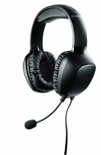 Creative Labs 70Gh014000004 Sound Blaster Tactic Sigma Gaming Headset
