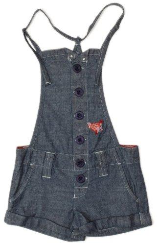 Roxy Supercalif Girl's Shorts Indigo 6 Years