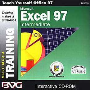Teach Yourself Microsoft Excel 97 - Intermediate