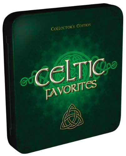 The Countdown Orchestra - Celtic Favorites (3 Cd Collectors Tin) - Zortam Music
