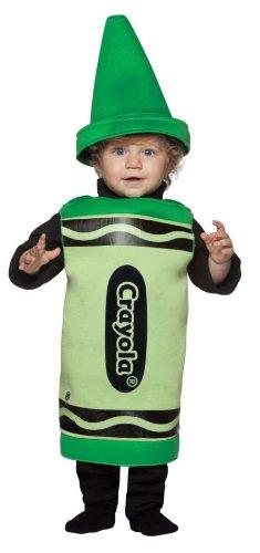 Crayola Inft Green 18-24 Mnths front-769414