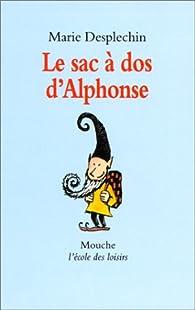 Le sac � dos d'Alphonse  par Marie Desplechin