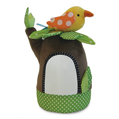 Boppy Gentle Forest Mirror Toy, Billy Bird